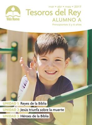 ED TESOROS DEL REY PRINCIP ALUMNO TOMO II (rústica) [Escuela Dominical]