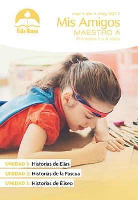 ED MIS AMIGOS PRIMARIOS MAESTRO VISUAL TOMO II (Rústica) [Escuela Dominical]