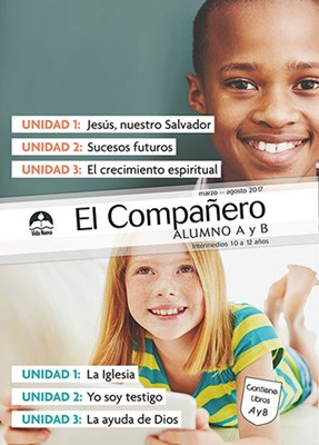 ED COMPAÑERO INTERMEDIO ALUMNO TOMO II (rústica) [Escuela Dominical]