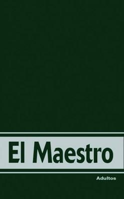 MAESTRO TOMO 6 ADULTOS TD (Tapa Dura) [Escuela Dominical]