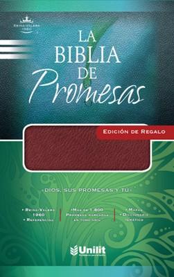 Biblia de Promesas - Edición regalo (imitación piel) [Biblia]