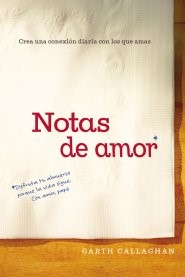 Notas de Amor (rústica) [Libro]