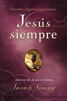 JESUS SIEMPRE (rústica) [Libro]