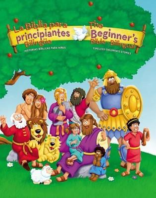 La Biblia para Principiantes Bilingüe (Tapa Dura) [Biblia]