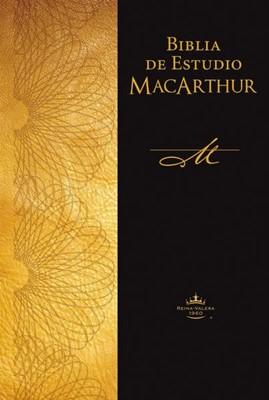 Biblia De Estudio MacArthur con índice (Tapa Dura) [Biblia]