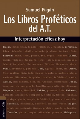LIBROS PROFETICOS DEL AT (rústico) [Libro]