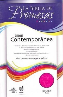 Biblia de Promesas Contemporánea (piel) [Biblia]