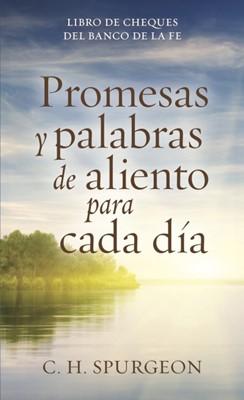 Promesas y palabras de aliento para cada día (rústica) [Libro Bolsillo]
