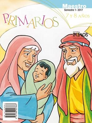 Primarios Maestro (1 Semestre/2017) (Paquete ) [Escuela Dominical]