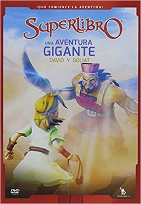 DVD SUPERLIBRO UNA AVENTURA GIGANTE [DVD]