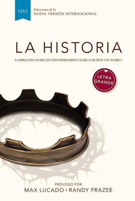 Bilblia/NVI/La Historia/LG/Tapa Dura (rústica) [Biblia]