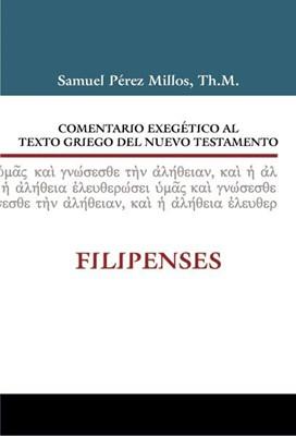 COMENTARIO EXEGETICO - GRIEGO NT: FILIPENSES (tapa dura) [Libro]