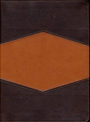 Biblia de Estudio Holman (simil piel) [Biblia]
