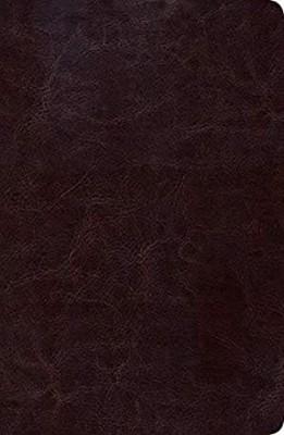 B SCOFIELD RVR60 TAMAÑO PERS. PIEL CHOCOLATE (simil piel) [Biblia]