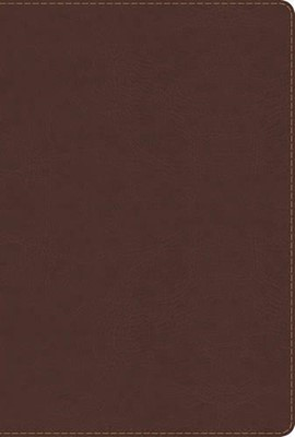 Biblia de Estudio Arco Iris Chocolate (simil piel) [Biblia]
