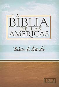 B AMERICAS LBLA ESTUDIO TD (Tapa Dura) [Biblia]