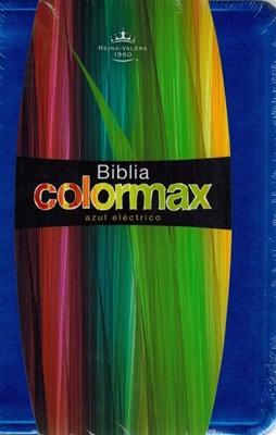 RVR 1960 Biblia Colormax, azul [Biblias]