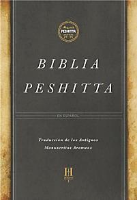 Biblia Peshitta (tapa dura) [Biblias]