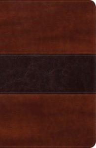 Biblia Peshitta, caoba duotono