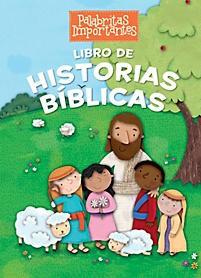 Libro De Historias Biblicas (tapa acolchada) [Biblia]