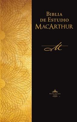 Biblia de Estudio Macarthur (Tapa Rústica) (Rústica) [Biblia]