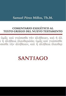 COMENTARIO EXEGETICO - GRIEGO NT: SANTIAGO (Tapa Dura) [Libro]