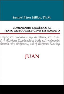 COMENTARIO EXEGETICO - GRIEGO NT: JUAN (Tapa Dura) [Libro]