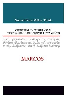 COMENTARIO EXEGETICO - GRIEGO NT: MARCOS (Tapa Dura) [Libro]