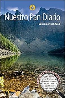 NUESTRO PAN DIARIO ANUAL 2018 (rústico) [Libro Bolsillo]