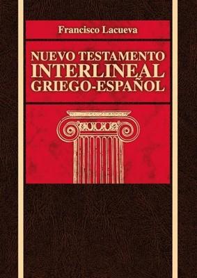 NT INTERLINEAL GRIEGO ESPAÑOL TD (Tapa Dura) [Libro]