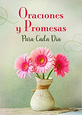 ORACIONES Y PROMESAS PARA CADA DIA (Rústica) [Libro]