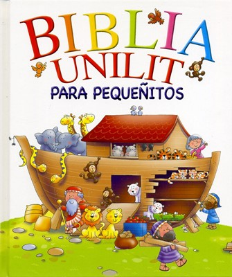 Biblia unilit para pequeñitos (Tapa Dura) [Libro]