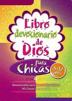 LIBRO DEVOCIONARIO CHICAS (Rústica) [Libro]