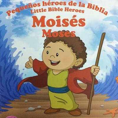 MOISES PEQUEÑOS HEROES (Rústica) [Libro]
