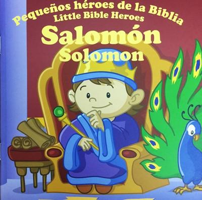 SALOMON PEQUEÑOS HEROES [Libro]