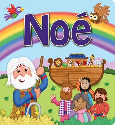 Noé (Tapa Dura) [Libro]