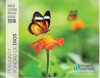 CALENDARIO 2018 GUIA LECTURA BIBLICA PAISAJES M35 [Misceláneos]