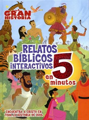 Relatos Bíblicos Interactivos en 5 Minutos