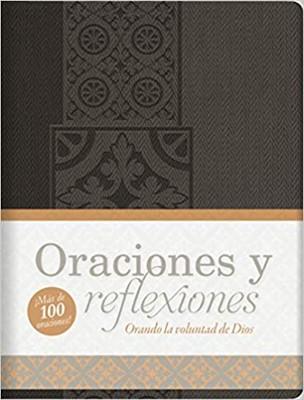 Oraciones y Reflexiones (Imitación Piel) [Libro]