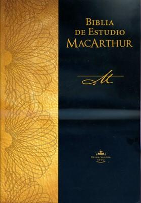 RVR60 MacArthur (Tapa Dura) [Biblia de Estudio]