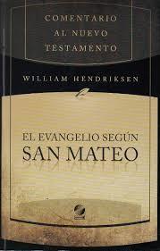 MATEO RUSTICO HENDRIKSEN (tapa dura) [Libro]