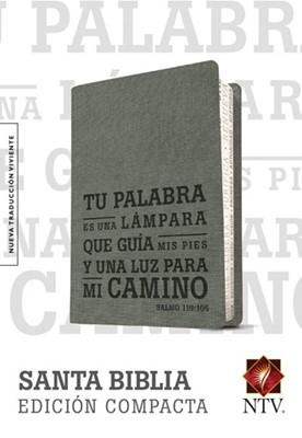 Biblia NTV Edición Compacta (Semi piel) [Biblia]