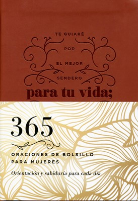 365 ORACIONES PARA MUJERES (piel) [Libro]