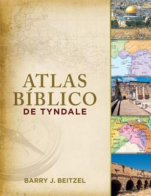 Atlas Bíblico de Tyndale (Tapa Dura) [Libro]