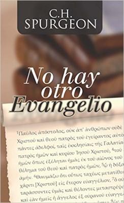 No Hay Otro Evangelio (Rústica) [Libro]