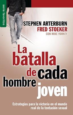 BATALLA DE CADA HOMBRE JOVEN BOLSILLO (Rústica) [Libro]
