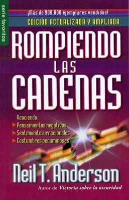 ROMPIENDO LAS CADENAS BOLSILLO (Rústica) [Libro Bolsillo]