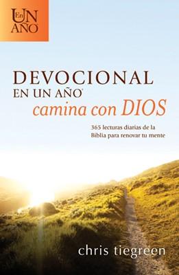 DEVOCIONAL EN UN AÑO CAMINA CON DIOS (Rústica) [Libro]