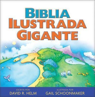 Biblia Ilustrada Gigante (Tapa Dura ) [Biblia]