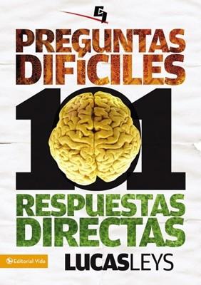 101 PREGUNTAS DIFICILES RESPUESTAS DIRECTAS (Rústica) [Libro]